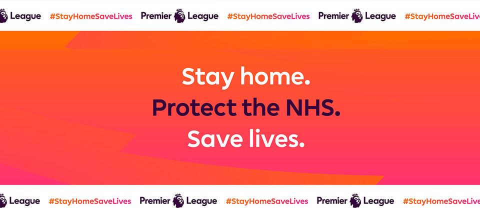 Stay Home. Protects the NHS. Save Lives.