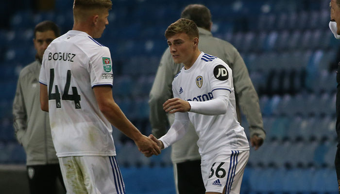 Robbie Gotts joins Salford City