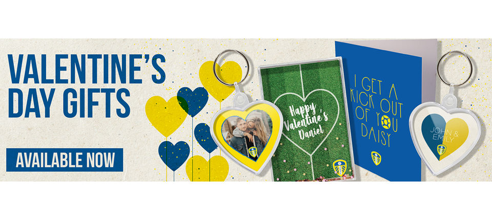Personalised Valentine\'s Day Gifts available
