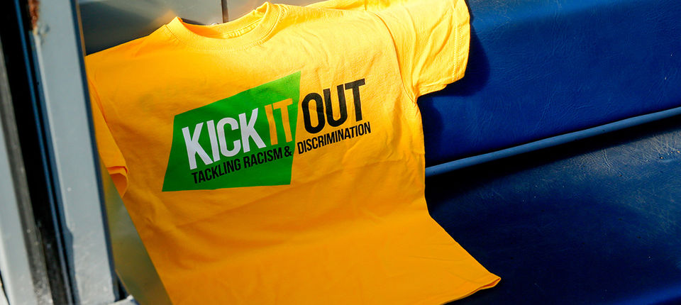 Football unites to tackle online hate