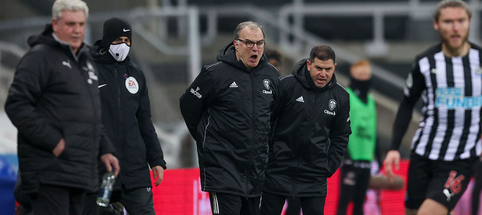 Marcelo Bielsa:  It was a game that we needed to win