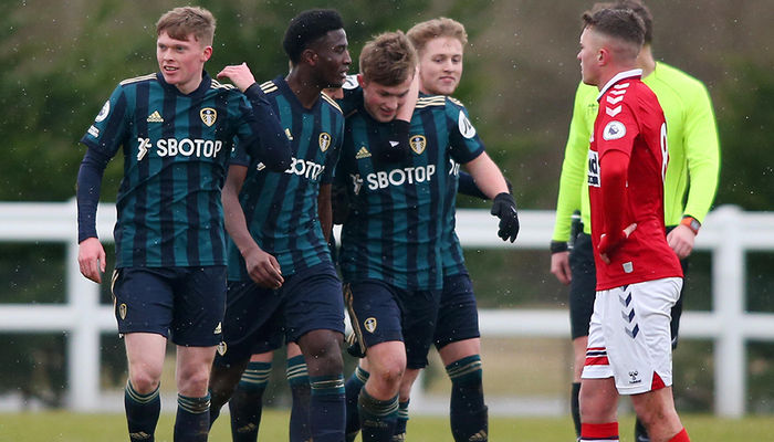 U23s Report: Middlesbrough 2-4 Leeds United