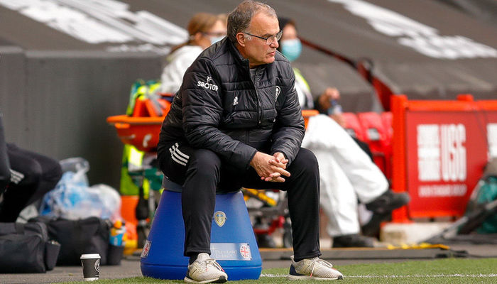 Marcelo Bielsa: We're focused on our own game