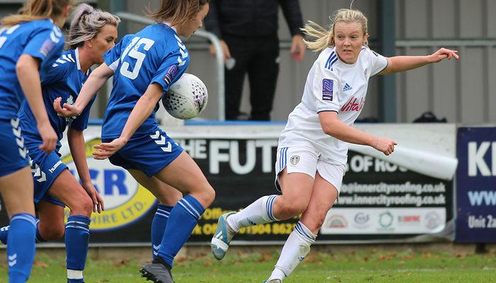 Leeds United Women: Rebecca Hunt