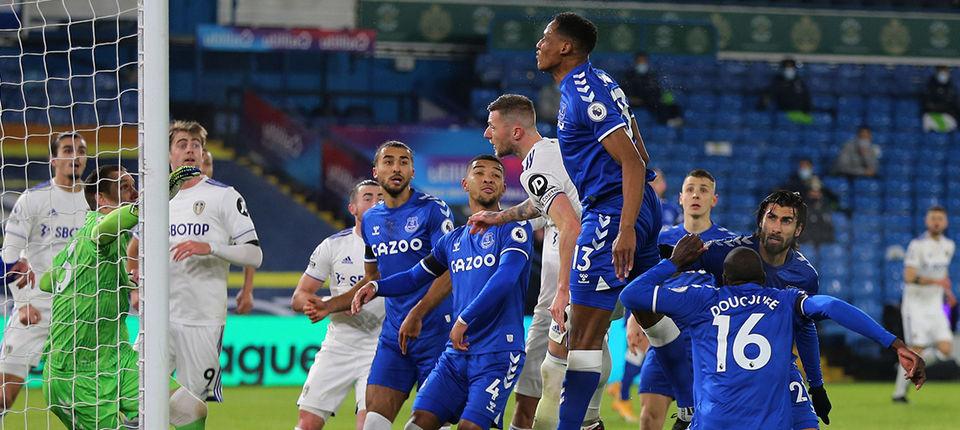 Report: Leeds United 1-2 Everton