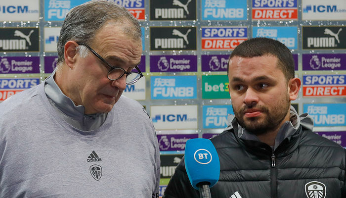 Watch: Marcelo Bielsa on Newcastle United win