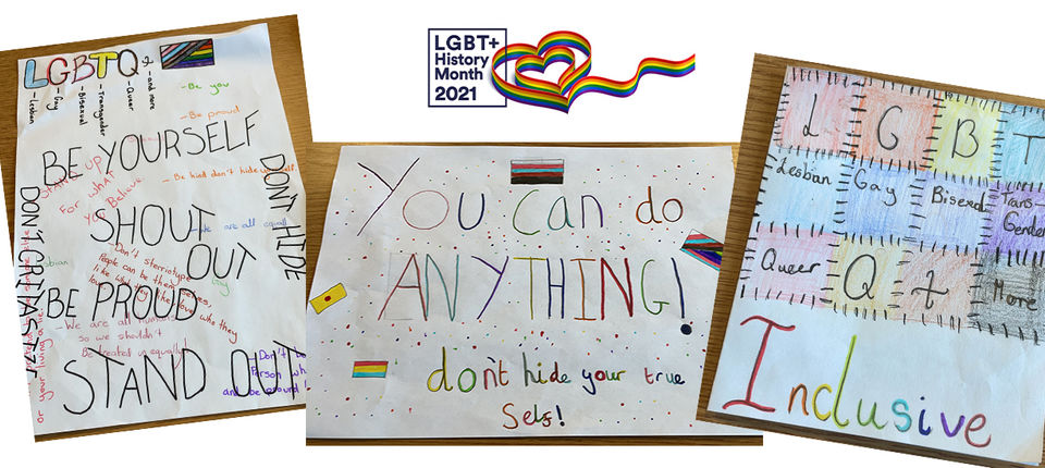 Foundation engage with over 700 youngsters on LGBTQ+ History Month