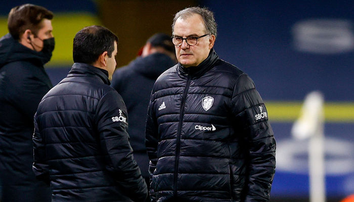 Marcelo Bielsa: Aston Villa are a team that plays very well