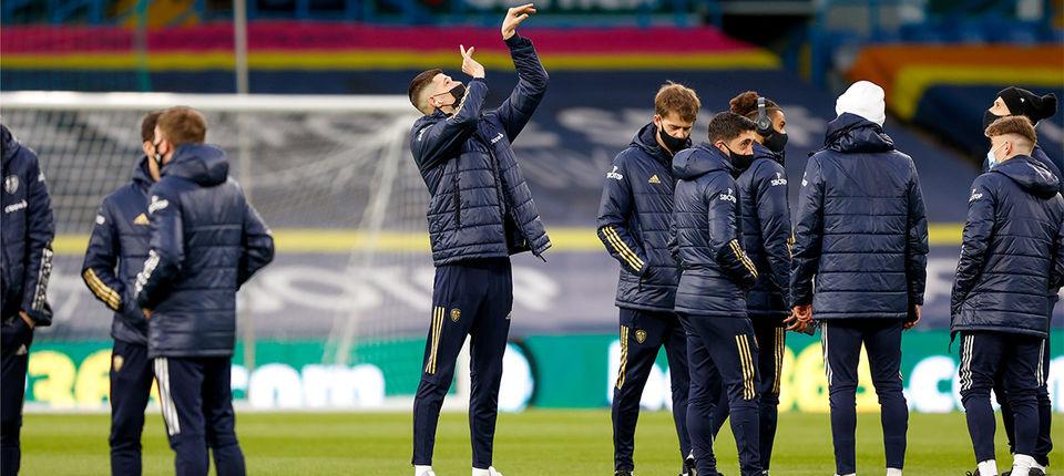 Team news: Diego Llorente starts against Southampton