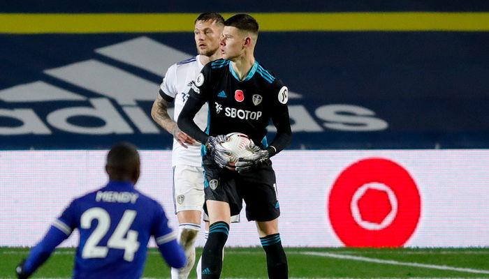 Watch: Illan Meslier on Wolverhampton Wanderers