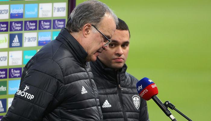 Watch: Marcelo Bielsa on Aston Villa