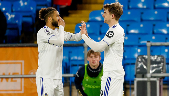 Watch: Tyler Roberts on Southampton victory