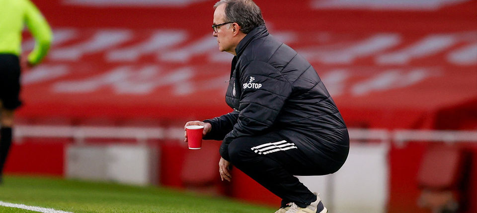 Marcelo Bielsa: The victory for Arsenal was fair