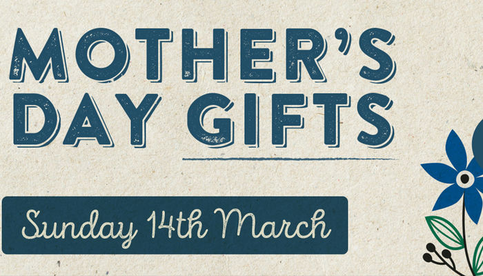 Personalise your own gifts for Mother\'s Day