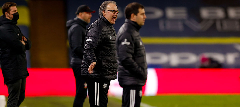 Marcelo Bielsa: We had to put in a big effort