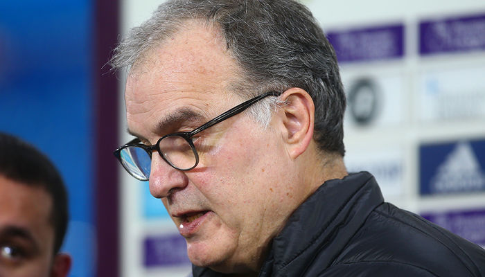 Marcelo Bielsa: The club and the players make a big effort