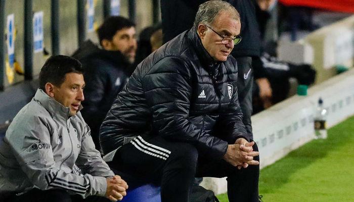 Marcelo Bielsa: Five points ahead of Wolves clash