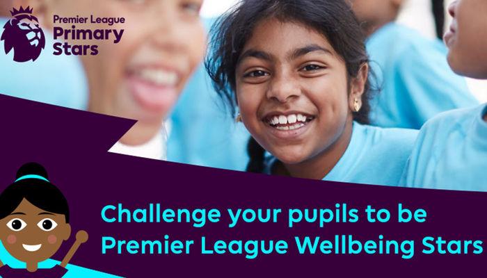 Premier League launch Wellbeing Stars initiative