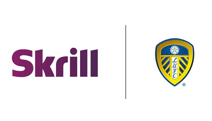 Leeds United announces partnership with Skrill