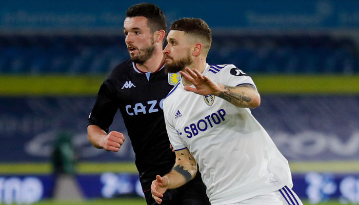Watch: Mateusz Klich on Aston Villa loss