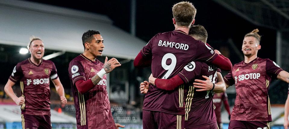 Report: Fulham 1-2 Leeds United