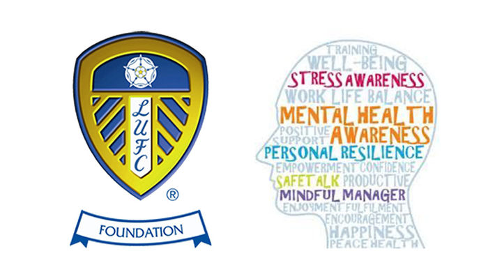 Leeds United Foundation launch Fit Minds initiative