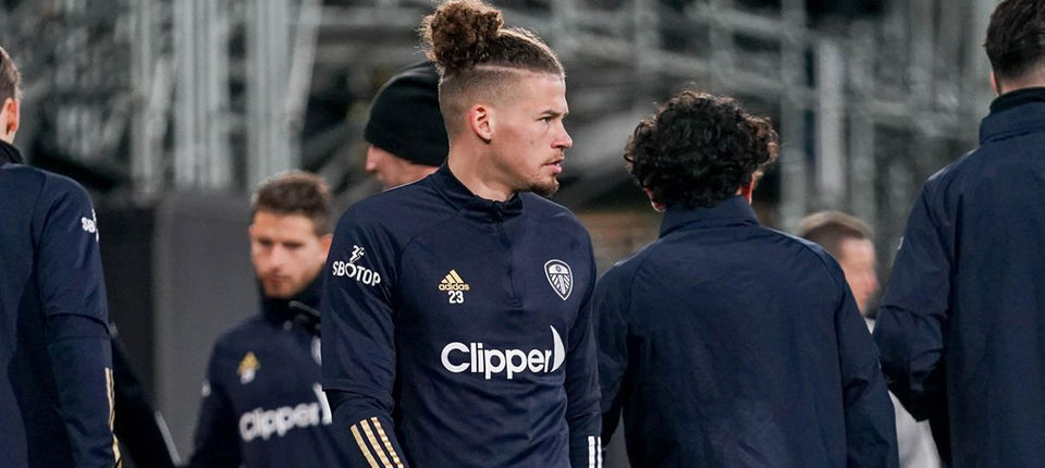 Kalvin Phillips: There's still a lot of work to be done