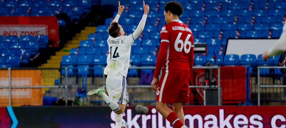 REPORT: Leeds United 1-1 Liverpool