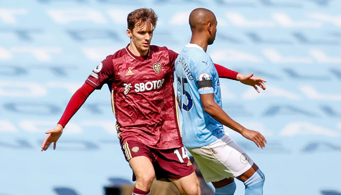 Watch: Diego Llorente on Manchester City win