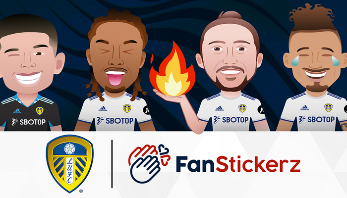 Leeds United in global digital first as players invade WhatsApp!