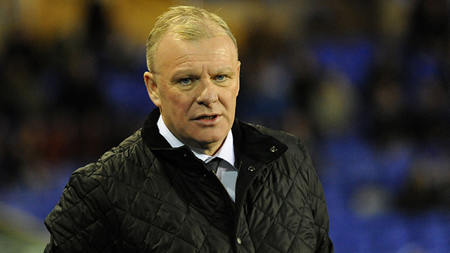 CLUB STATEMENT: STEVE EVANS