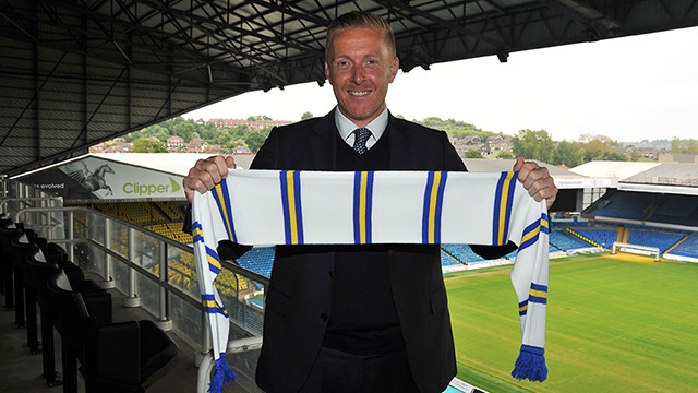 MONK TAKES CHARGE AT ELLAND ROAD