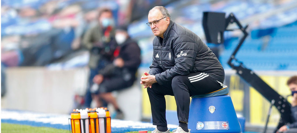 Marcelo Bielsa: Our game in attack was very weak