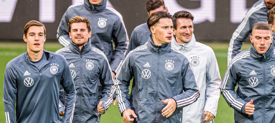 Robin Koch named in Germany\'s EURO 2020 squad