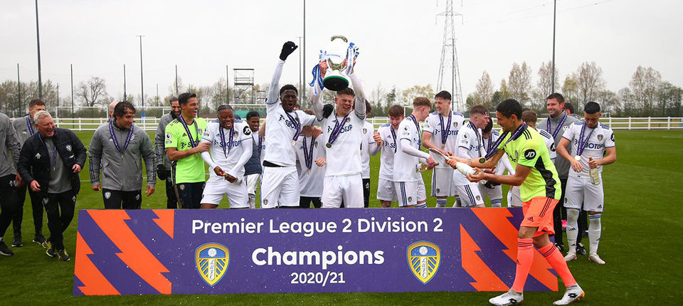 Gallery: Under-23s crowned champions