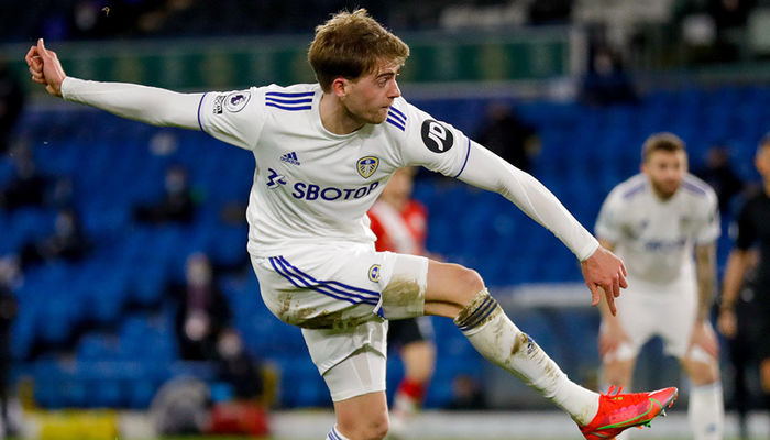 Watch: Patrick Bamford on Tottenham Hotspur