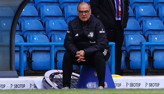 Watch: Marcelo Bielsa on Tottenham Hotspur
