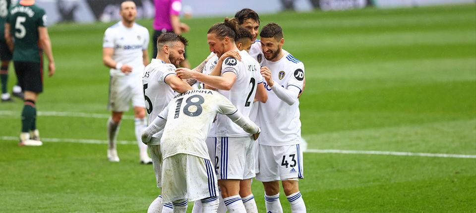 Report: Leeds United 3-1 Tottenham Hotspur
