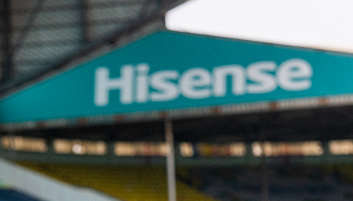 Hisense Washing Machine Challenge puts Leeds United attackers through their paces
