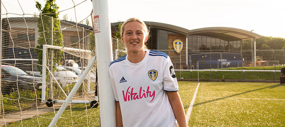 Leeds United Women welcome Rebekah Bass to the team