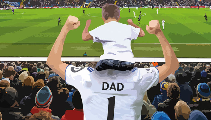 Celebrate Father\'s Day at Elland Road this June!