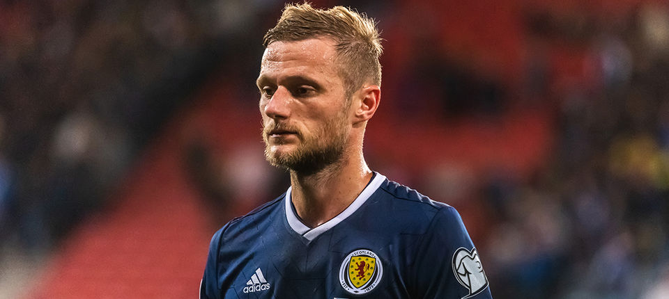 Liam Cooper: A summer with Scotland