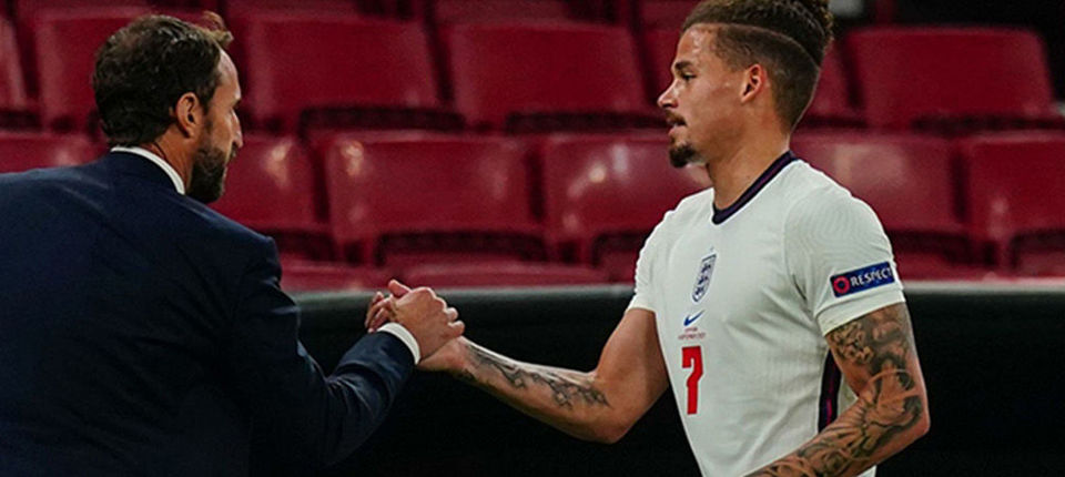 Kalvin Phillips: A Summer With England