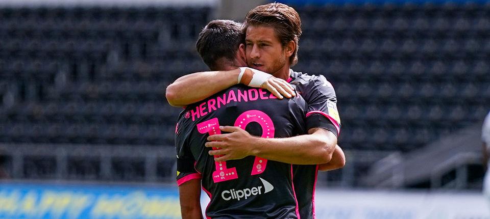 Gaetano Berardi & Pablo Hernandez to depart