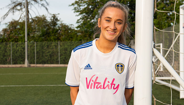 Leeds United Women welcome Paige Williams to the team