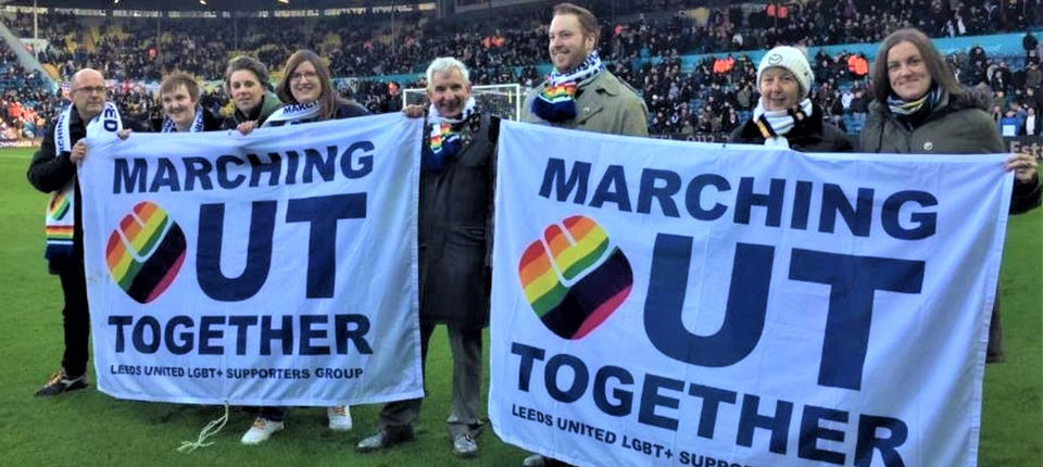 Marching Out Together: Leeds United and proud