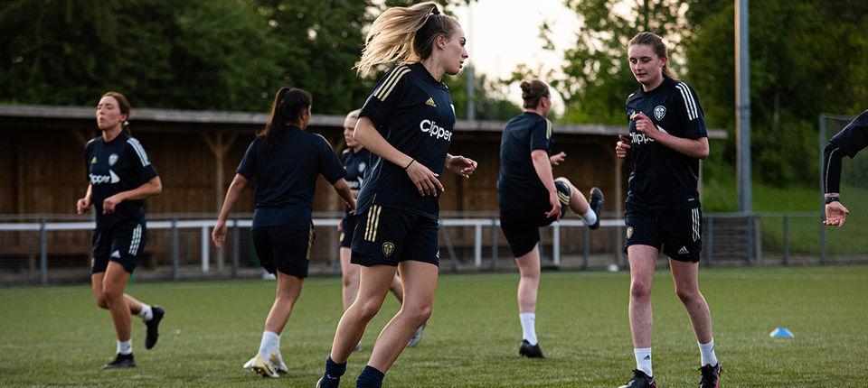 Leeds United Women announce pre-season fixtures