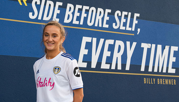 Paige Williams: I want to push myself and play at the highest level