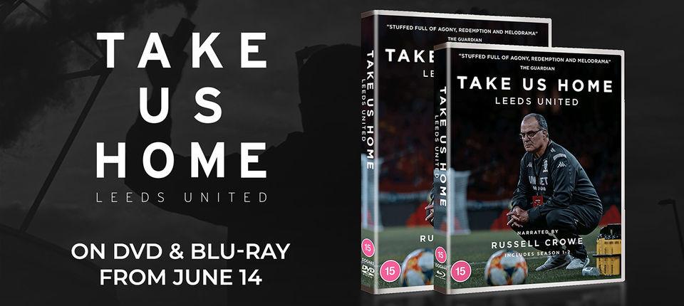 Take us home: Leeds United on DVD & Blu-ray