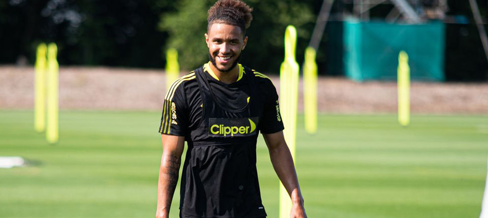 Tyler Roberts: I am looking forward to it beginning again